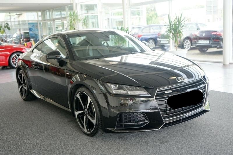 Audi TT 2.0 TFSI 230CH S LINE QUATTRO S TRONIC 6 Noir occasion à Villenave-d'Ornon - photo n°6