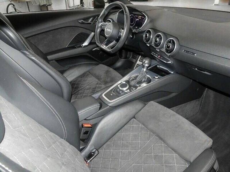 Audi TT 2.0 TFSI 230CH S LINE QUATTRO S TRONIC 6 Gris occasion à Villenave-d'Ornon - photo n°5