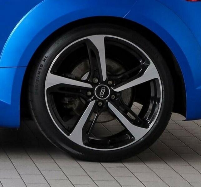 Audi TT 2.0 TFSI 230CH S LINE QUATTRO S TRONIC 6 Bleu occasion à Villenave-d'Ornon - photo n°4