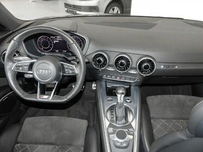 Audi TT 2.0 TFSI 230CH S LINE QUATTRO S TRONIC 6 Gris occasion à Villenave-d'Ornon - photo n°6
