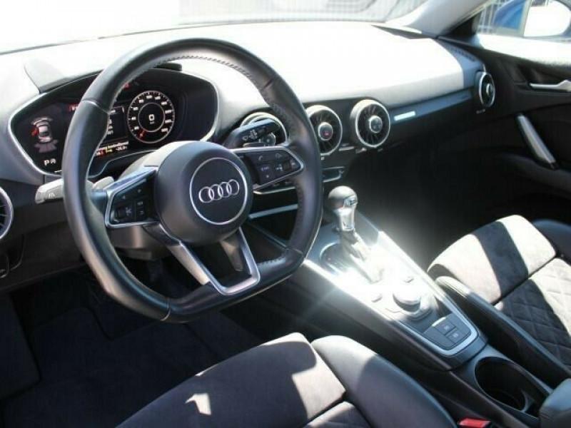 Audi TT 2.0 TFSI 230CH S LINE QUATTRO S TRONIC 6 Bleu occasion à Villenave-d'Ornon - photo n°8