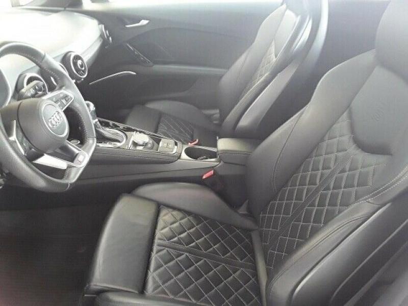 Audi TT 2.0 TFSI 230CH S LINE S TRONIC 6 Gris occasion à Villenave-d'Ornon - photo n°4