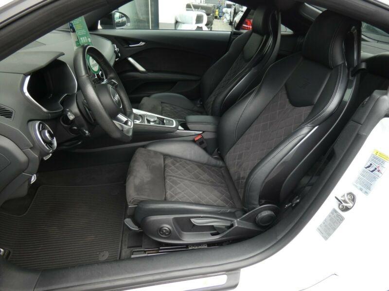 Audi TT 2.0 TFSI 230CH S LINE S TRONIC 6 Blanc occasion à Villenave-d'Ornon - photo n°6