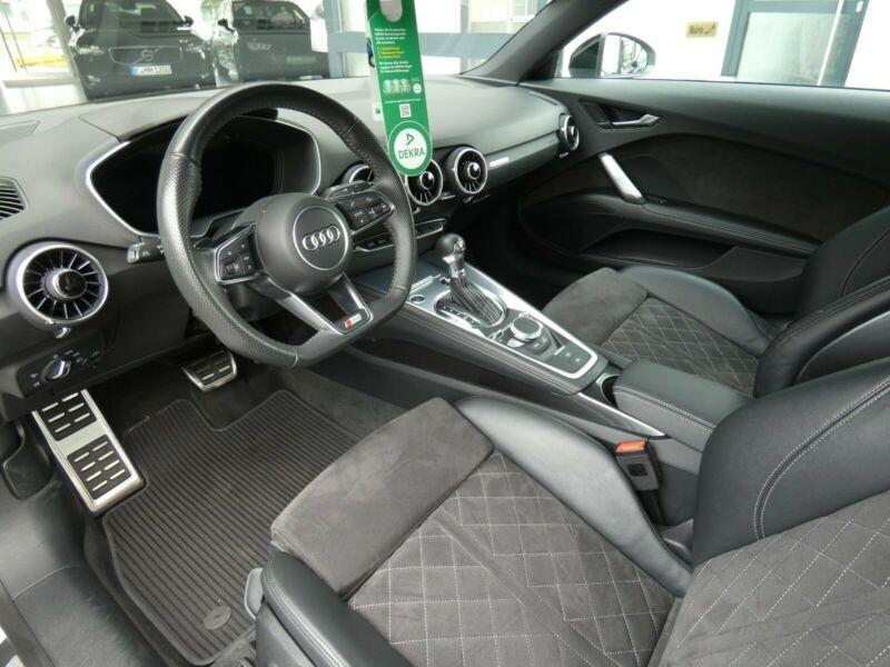 Audi TT 2.0 TFSI 230CH S LINE S TRONIC 6 Blanc occasion à Villenave-d'Ornon - photo n°8