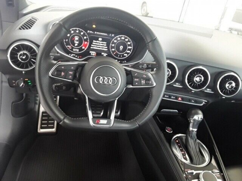 Audi TT 2.0 TFSI 230CH S LINE S TRONIC 6 Gris occasion à Villenave-d'Ornon - photo n°7