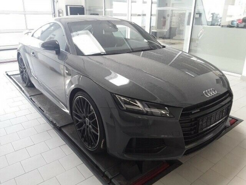 Audi TT 2.0 TFSI 230CH S LINE S TRONIC 6 Gris occasion à Villenave-d'Ornon