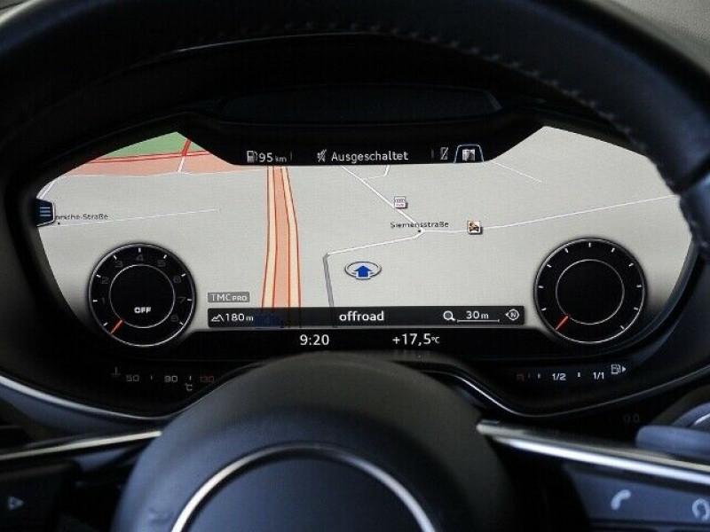 Audi TT 2.0 TFSI 230CH S TRONIC 6 Noir occasion à Villenave-d'Ornon - photo n°9