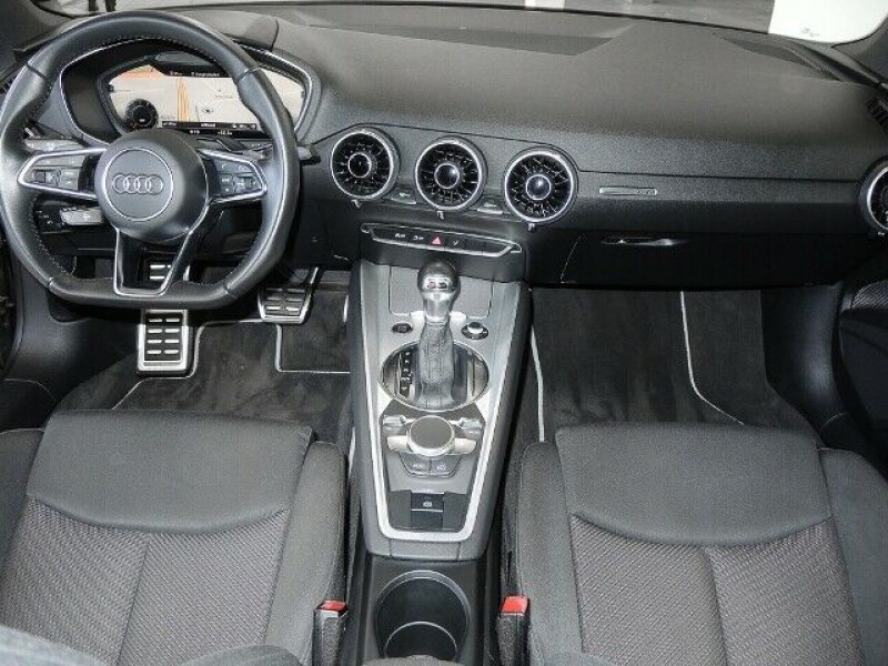 Audi TT 2.0 TFSI 230CH S TRONIC 6 Noir occasion à Villenave-d'Ornon - photo n°7