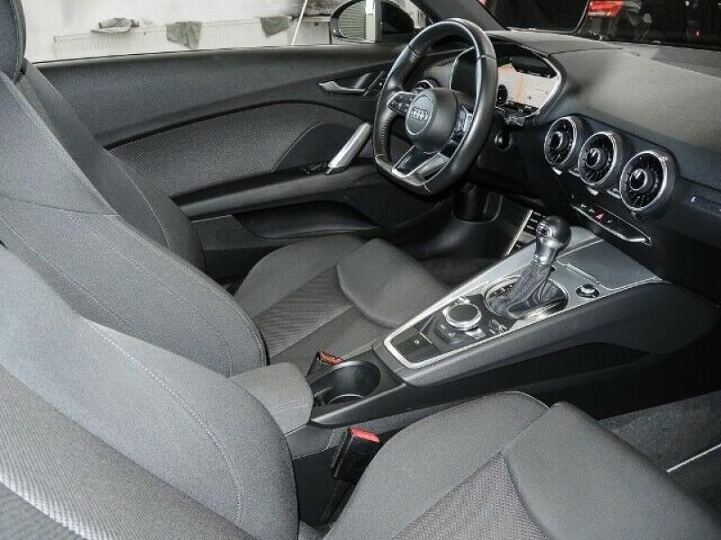 Audi TT 2.0 TFSI 230CH S TRONIC 6 Noir occasion à Villenave-d'Ornon - photo n°6