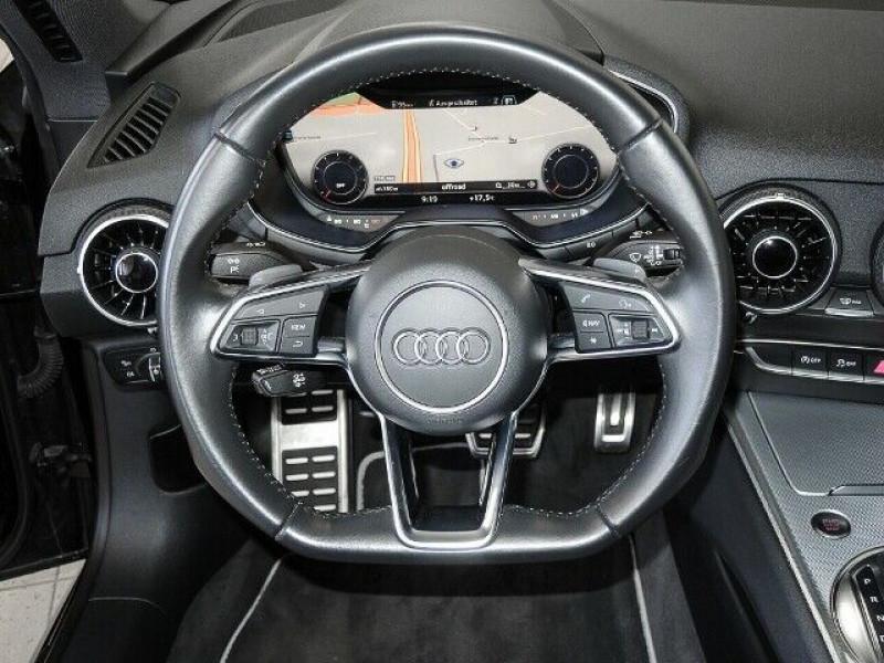 Audi TT 2.0 TFSI 230CH S TRONIC 6 Noir occasion à Villenave-d'Ornon - photo n°8