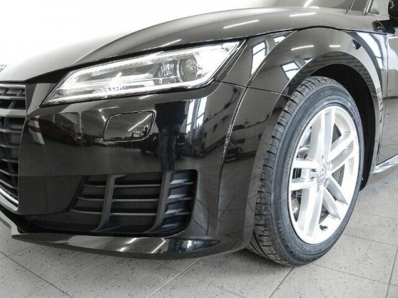 Audi TT 2.0 TFSI 230CH S TRONIC 6 Noir occasion à Villenave-d'Ornon - photo n°4