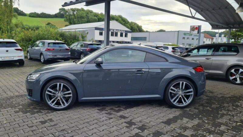 Audi TT 2.0 TFSI 230CH S TRONIC 6 Gris occasion à Villenave-d'Ornon - photo n°3