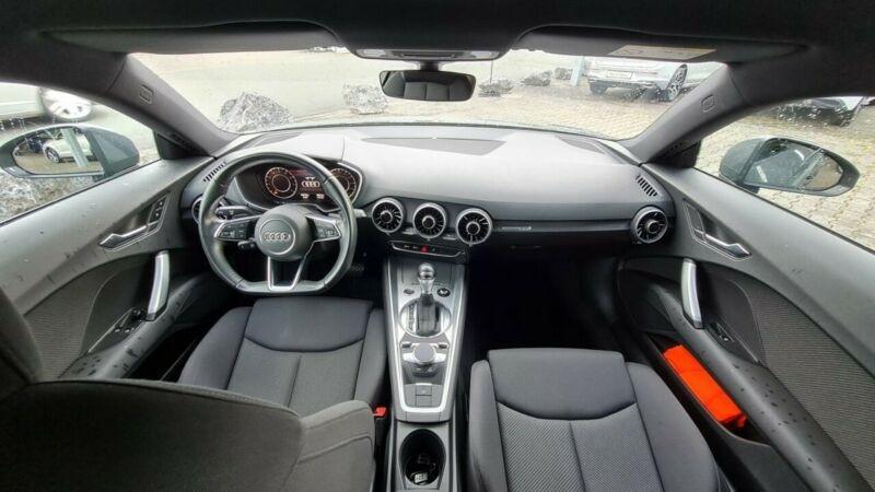 Audi TT 2.0 TFSI 230CH S TRONIC 6 Gris occasion à Villenave-d'Ornon - photo n°7