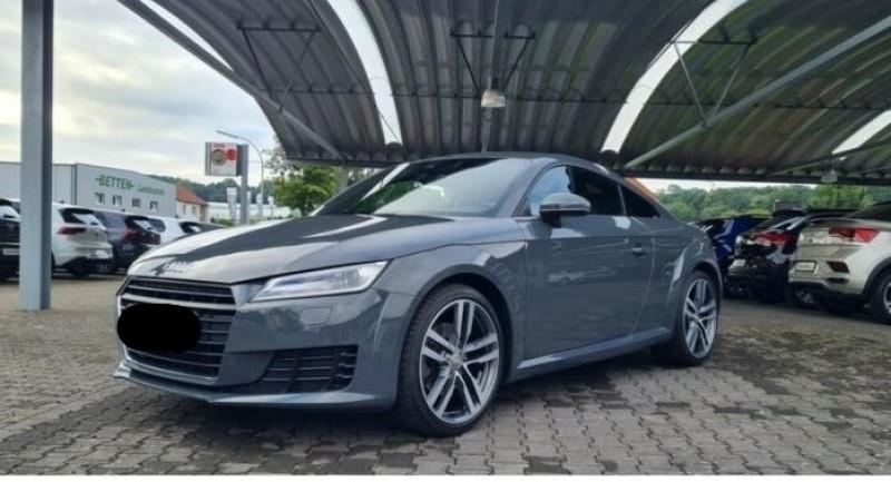 Audi TT 2.0 TFSI 230CH S TRONIC 6 Gris occasion à Villenave-d'Ornon