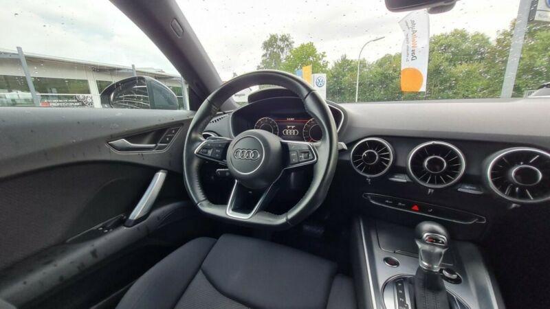 Audi TT 2.0 TFSI 230CH S TRONIC 6 Gris occasion à Villenave-d'Ornon - photo n°6