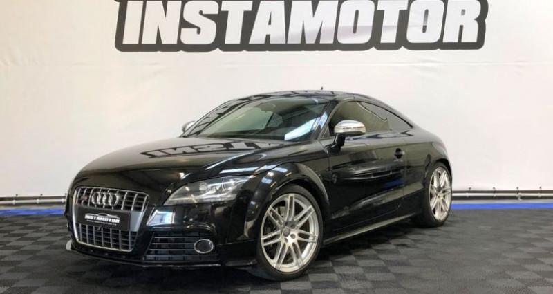 Audi TT 2.0 tfsi 272 ch boite manu Noir occasion à Saint-Romain-de-Jalionas