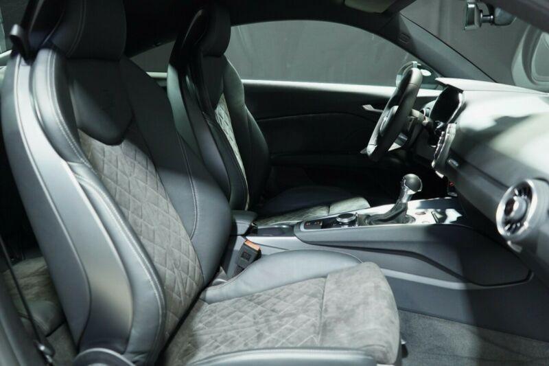 Audi TT 2.0 TFSI 306CH QUATTRO S TRONIC 7 EURO6DT Gris occasion à Villenave-d'Ornon - photo n°5