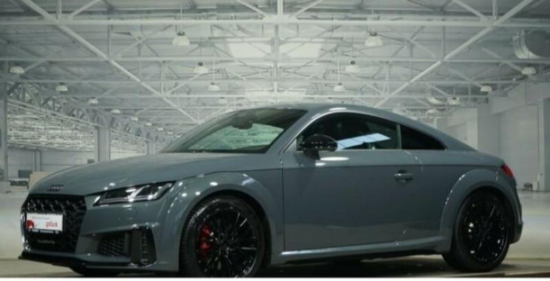 Audi TT 2.0 TFSI 306CH QUATTRO S TRONIC 7 EURO6DT Gris occasion à Villenave-d'Ornon - photo n°4
