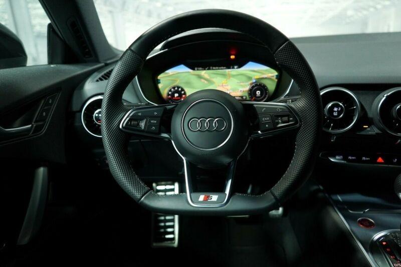 Audi TT 2.0 TFSI 306CH QUATTRO S TRONIC 7 EURO6DT Gris occasion à Villenave-d'Ornon - photo n°7