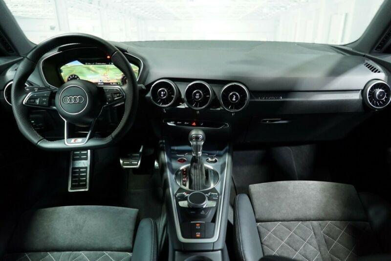 Audi TT 2.0 TFSI 306CH QUATTRO S TRONIC 7 EURO6DT Gris occasion à Villenave-d'Ornon - photo n°6