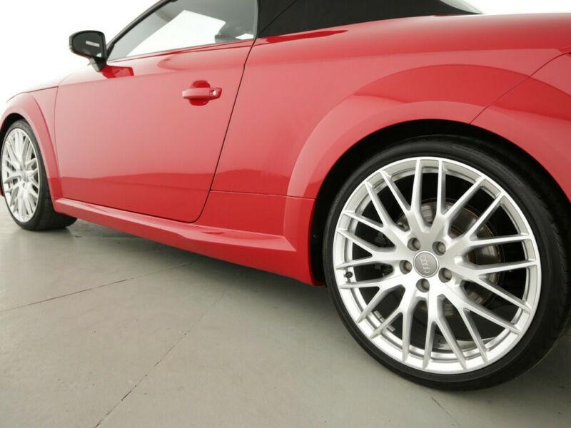 Audi TT 2.0 TFSI 310CH QUATTRO S TRONIC 6 Rouge occasion à Villenave-d'Ornon - photo n°3