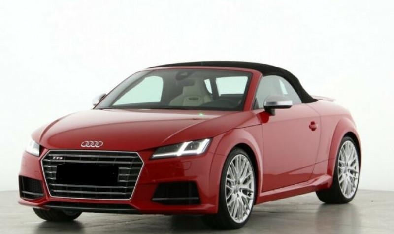 Audi TT 2.0 TFSI 310CH QUATTRO S TRONIC 6 Rouge occasion à Villenave-d'Ornon