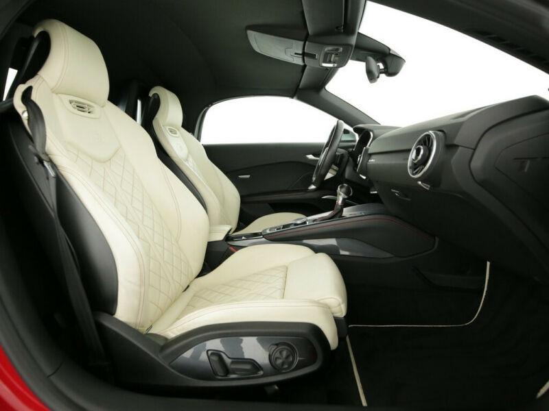 Audi TT 2.0 TFSI 310CH QUATTRO S TRONIC 6 Rouge occasion à Villenave-d'Ornon - photo n°7