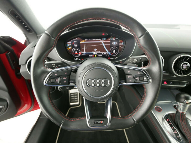Audi TT 2.0 TFSI 310CH QUATTRO S TRONIC 6 Rouge occasion à Villenave-d'Ornon - photo n°5