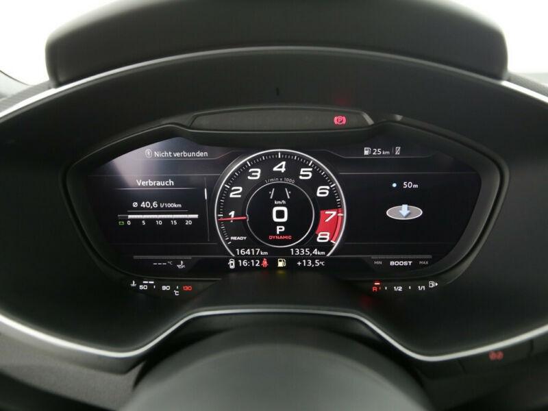 Audi TT 2.0 TFSI 310CH QUATTRO S TRONIC 6 Rouge occasion à Villenave-d'Ornon - photo n°6