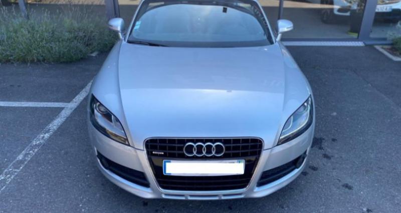 Audi TT 3.2 V6 250CH S LINE QUATTRO S TRONIC 6 Gris occasion à Grezac - photo n°5