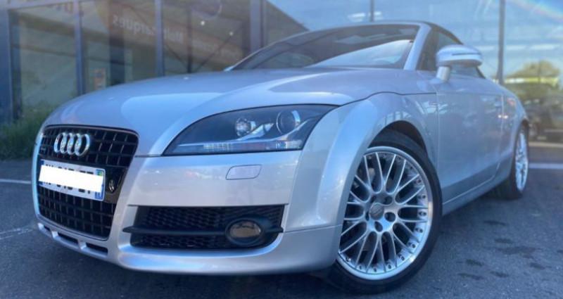 Audi TT 3.2 V6 250CH S LINE QUATTRO S TRONIC 6 Gris occasion à Grezac