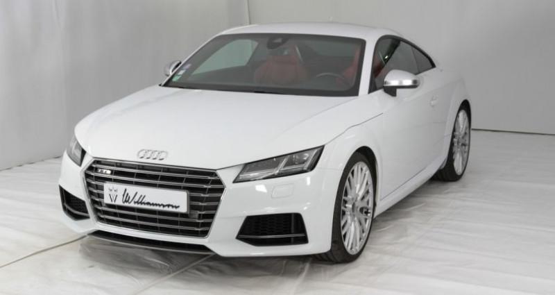 Audi TT 310 quattro Blanc occasion à Neuilly Sur Seine