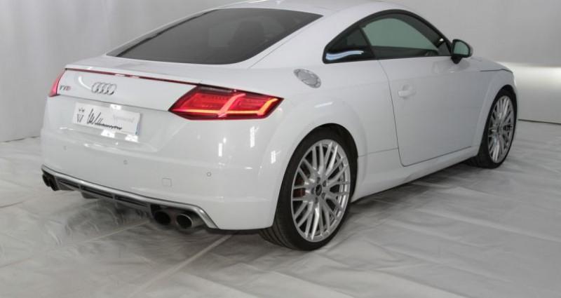 Audi TT 310 quattro Blanc occasion à Neuilly Sur Seine - photo n°5