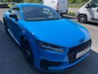Audi TT 40 TFSI 197CH S LINE STRONIC 7 Bleu à Villenave-d'Ornon 33