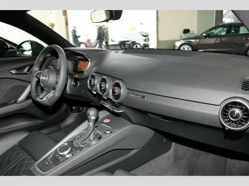 Audi TT 45 TFSI 245CH QUATTRO S TRONIC 7 156G Gris occasion à Villenave-d'Ornon - photo n°4
