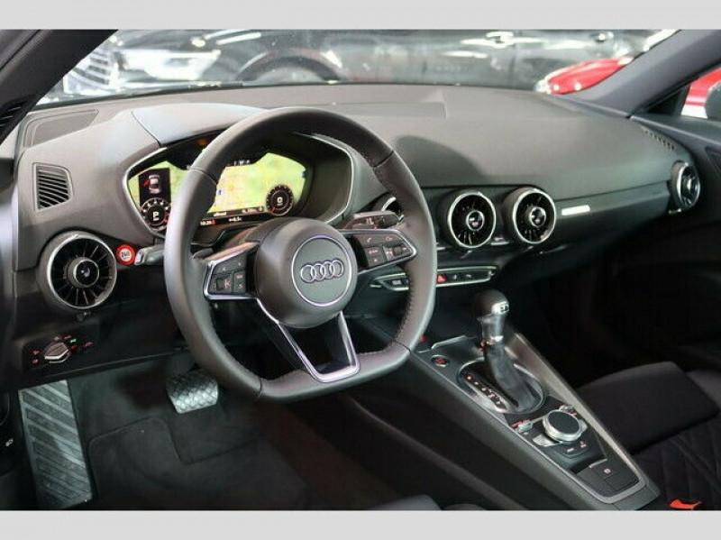 Audi TT 45 TFSI 245CH QUATTRO S TRONIC 7 156G Gris occasion à Villenave-d'Ornon - photo n°5
