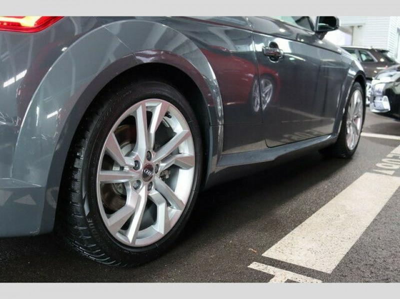 Audi TT 45 TFSI 245CH QUATTRO S TRONIC 7 156G Gris occasion à Villenave-d'Ornon - photo n°9