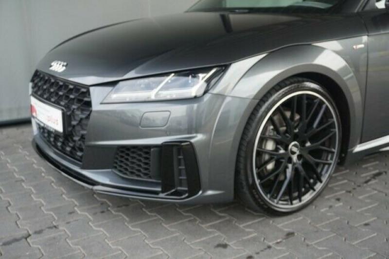 Audi TT 45 TFSI 245CH S LINE STRONIC 7 Gris occasion à Villenave-d'Ornon - photo n°5