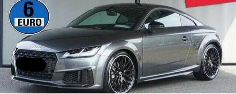 Audi TT 45 TFSI 245CH S LINE STRONIC 7 Gris occasion à Villenave-d'Ornon