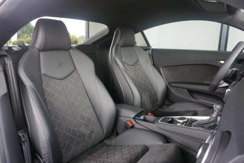 Audi TT 45 TFSI 245CH S LINE STRONIC 7 Gris occasion à Villenave-d'Ornon - photo n°8