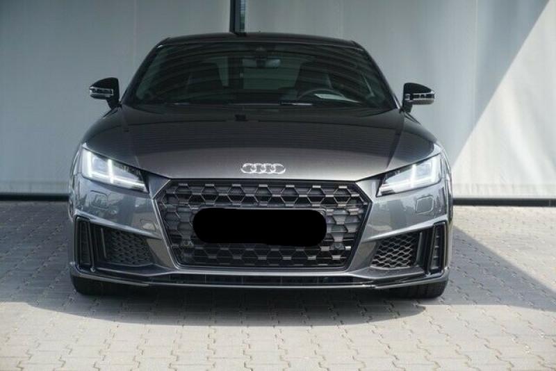 Audi TT 45 TFSI 245CH S LINE STRONIC 7 Gris occasion à Villenave-d'Ornon - photo n°2