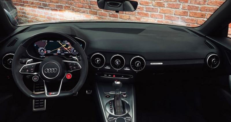 Audi TT Cabriolet 2.5 TFSI 400 cv GRIS NARDO ( TTRS )  occasion à Taverny - photo n°4