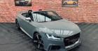 Audi TT Cabriolet 2.5 TFSI 400 cv GRIS NARDO ( TTRS )  à Taverny 95