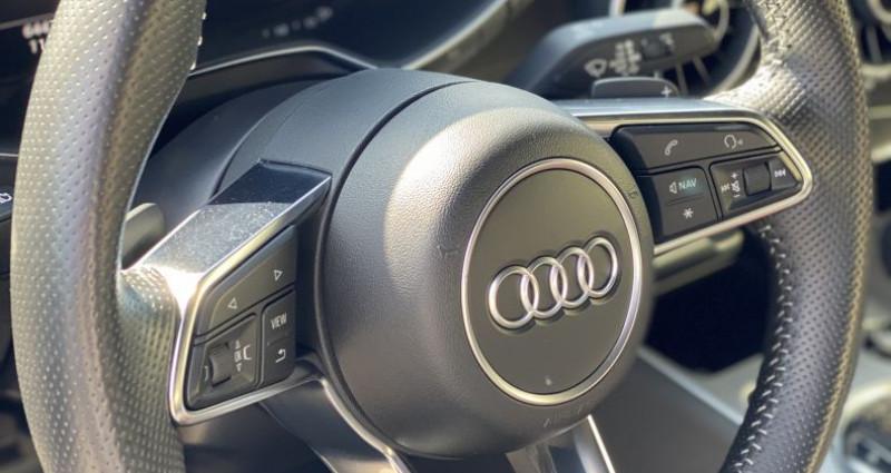 Audi TT III 1.8 TFSI 180ch S line S tronic 7 Noir occasion à AVRILLE - photo n°7