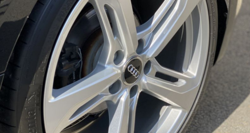 Audi TT III 1.8 TFSI 180ch S line S tronic 7 Noir occasion à AVRILLE - photo n°6