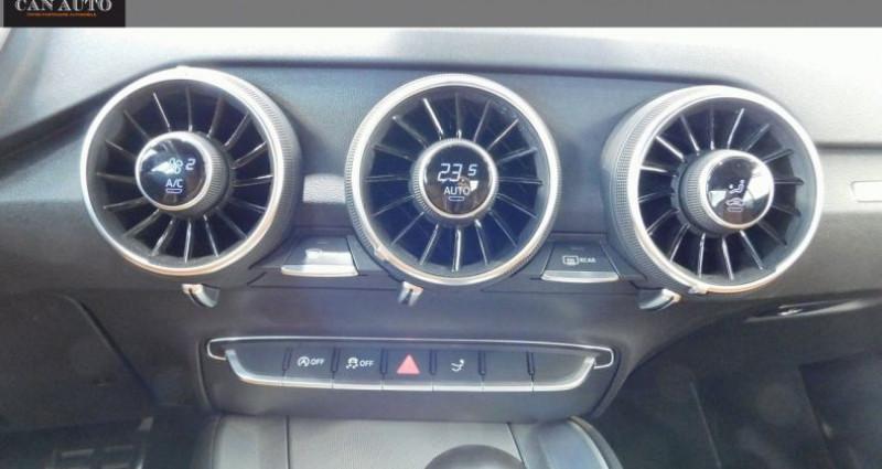 Audi TT III 2.0 TFSI 230ch quattro S tronic 6 Argent occasion à RIGNIEUX LE FRANC - photo n°7