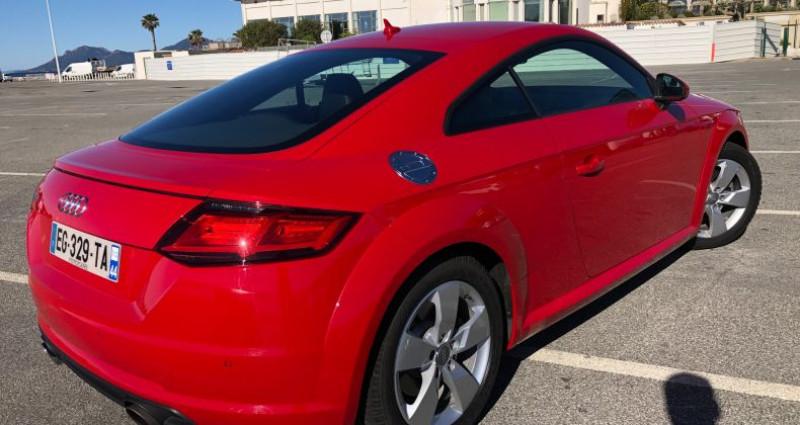 Audi TT III 2.0 TFSI 230ch Rouge occasion à VERTOU - photo n°5