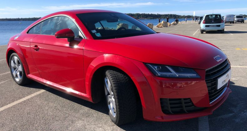 Audi TT III 2.0 TFSI 230ch Rouge occasion à VERTOU - photo n°6