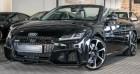 Audi TT Roadtser 2.5 TFSI Noir à Boulogne-Billancourt 92