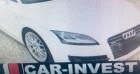 Audi TT tts quattro 2.0 tdi 2 Blanc à LA BAULE 44